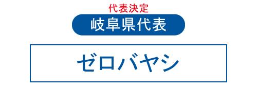 2013年ビクトリー杯岐阜県大会