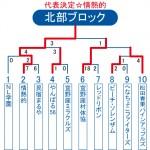 2013ビクトリー杯 沖縄・北部ブロックトーナメント表