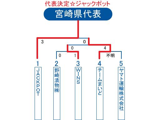 2013年ビクトリー杯宮崎県大会