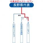 2013ビクトリー杯・長野県トーナメント表