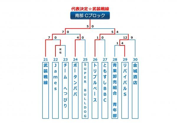 2014年ビクトリー杯沖縄地区南部Cブロック
