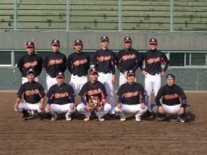 2014年ビクトリー杯ベースボール大会 九州大会出場・福岡県代表の北九州レッドブルズ
