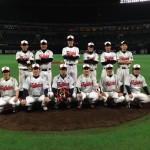 2013年西日本大会優勝 TELSTAR(長崎)