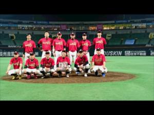 2015年ビクトリー杯ベースボール大会 西日本大会3位・Flower Time 藤山工業(大分県)