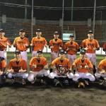 2016年ビクトリー杯ベースボール大会 沖縄中央大会