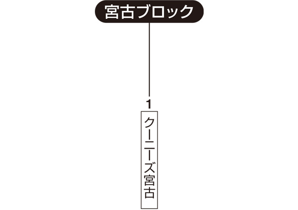 沖縄地区・南部Cブロック
